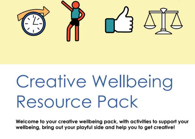 Creative Wellbeing Picture